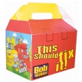 Bob the Builder Party Favor Boxes Empty